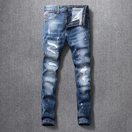 Jeans De Moda Italiana Oferta Online Dhgate Com