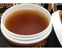 Vente en gros Pomade chaude style fort restaurer ancienne façons cheveux glissi aux cheveux huiler huile de cire de cire meilleur cire de cire très forte