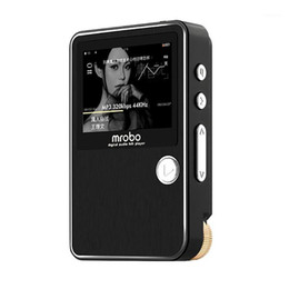 & MP4 Players Original HIFI Player Music High Quality Mini Sports MP3 Master-band Lossless Support DSD1 on Sale