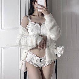Ретро белье кружевное белое купить женское нижнее белье черемушки интернет магазин