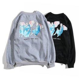 Wholesale ripndip hoodies online – oversize Men and women fall winter ripndip cheap cat hip hop pullover sweater hoodies