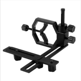smartphone telescope Australia - Fully Metal Binoculars Tripod Adapter Brackets for Phone Smartphone Camera Telescope
