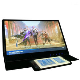 Wholesale 4k portable gaming monitor 15.6 inch USB Type C 3840 x 2160 HDR ips 5mm slim for computer pc switch ps51