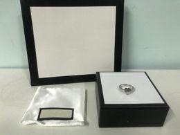 Anillos de corazón de la moda para las mujeres diseño original de la gran calidad de las mujeres en forma de corazón en forma de corazón envío rápido 1pcs anillo de diseñador en venta