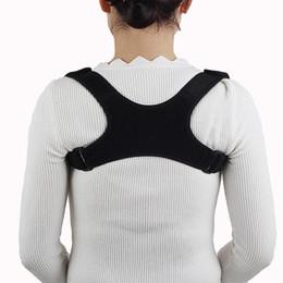 Wholesale New Fitness Equipment Spine Posture Corrector Protection Back Shoulder Posture Correction Sport Safty Spine Gym Supplies