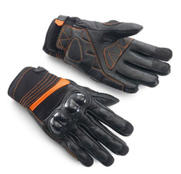 Wholesale 2019 Spring and Autumn Gloves Carbon Fiber SUV Motorcycle Riding Motorcycle Motorcycle Anti-fall Gloves