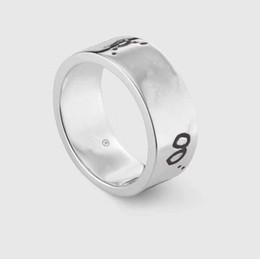Ingrosso Anelli di vendita caldi Prodotto 925 anello argento anello di alta qualità anello anello moda uomini anello gioielli set all'ingrosso china sfusa