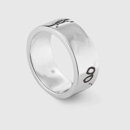 Großhandel Heißer Verkauf Ringe Produkt 925 Silber Ring Hohe Qualität Paar Ring Mode Männer Ring Schmuck Set Großhandel China Bulk