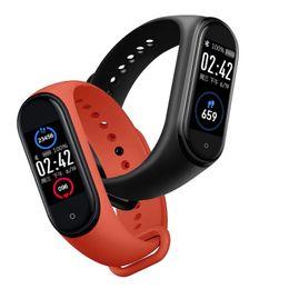 Smart watch Heart Rate Blood Pressure Wristbands Sport Smartwatch Monitor Health Fitness Tracker smart Watch Smart Call Bracelet GGB3379 on Sale