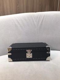 Koffer Beauty Box Schmuck Duffelüten Braune Blume Mo. Hartseitig 8 Uhrengehäuse oder Baumwolltasche, Kundenbezeichnung Produkthorizont im Angebot