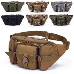 hiking nylon waist bag Australia - Tactical Waist Bag Pack Utility Hip Bags Fanny Pack for Outdoors Cycling Camping Hiking Traveling Hunting Dog Walking