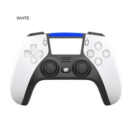 Nuovo controller Bluetooth wireless per controller shock PS5 PS4 Joystick Gamepad Game Controller con pacchetto Spedizione veloce in Offerta