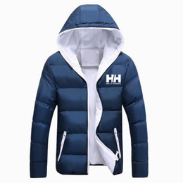 Wholesale white t shirt hood for sale – custom Helly u Hansen Clothing Brand Hoodie Summer Cotton T shirt Men Fashion Hooded Jacket