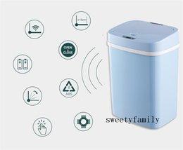Multifunktionale Novize Mutters Windeln Barrel 2021 Babyzimmerwindel Eimer intelligenter Sensor Küche Convenience Mülleimer im Angebot