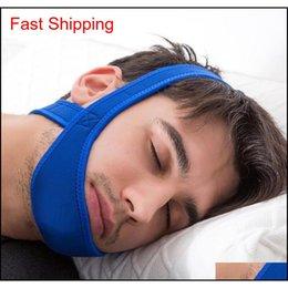 Nuevo cinturón anti ronquido del cinturón de la barbilla de la correa del sueño Dilators del sueño Dilatadores de la boca 4pcs soluciones anti-snore Qylyht Alice_bag en venta