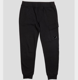 CP one glasses logo pants casual outdoor men trousers men jogging pants size M-XXL high quality men gifts on Sale