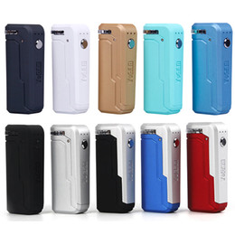 Yocan UNI Box Mod 650mAh Preheat VV Variable Voltage Battery With Magnetic 510 Adapter For Thick Oil Cartridge on Sale