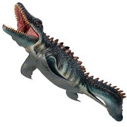 Wholesale Dinosaur model Cretaceous marine carnivorous dinosaur Mosaro simulation model