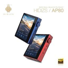 Wholesale Hidizs HIFI Player Portable Touch Screen Sports Bluetooth Music Player FLAC LDAC USB DAC DSD 64 128 FM Radio DAP LJ201016