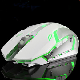 Discount vista optical Hot Selling FREE WOLF X7 Wireless Gaming Mouse 7 Colors LED Backlight 2.4GHz Optical Gaming Mice For Windows XP Vista 7