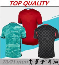 venda por atacado 2019 2020 Liverpool camisa de futebol maillot de foot camisa de futebol camisa de futebol 19 20 camiseta de futebol Voetbalshirt camisas de futebol