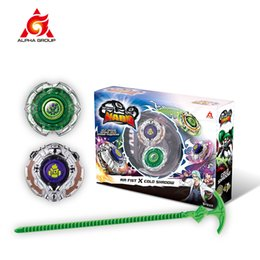 beyblade battles toys UK - Gyro Infinity Nado 3 Stunt Set Toy Combination Transforming Split Arena Launcher Spinning Top Battle Set Kids Toys Beyblade Toy Z1119