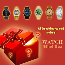 Wholesale want women for sale - Group buy Blind box for Men Women Watch Surprise Blind Box Customized watches all you want are here