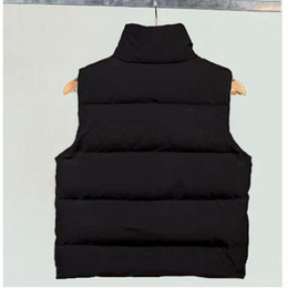 Wholesale vests for sale - Group buy Fashion vests Down jacket vest Keep warm mens stylist winter jacket men and women thicken outdoor coat essential cold protection size S XL