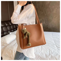 cheap handbags free shipping NZ - 2021 Spring New Handbag Fashion Leather Purse Ladies Shoulder Bag Strap handbags Cheap Purse Fashion Bag Free Shipping Tote