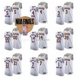 2020 Finals Bound Men LeBron 23 James Anthony Los Angeles