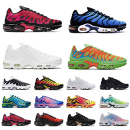 just do it  achat en gros de-news_sitemap_homemax airmax plus tn mercurial plus ultra se vapormax Hommes Femmes Chaussures de course New Bred Just do it Triple Noir Blanc Baskets Baskets