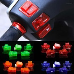 6colors GY6 switches 50cc 125cc 150cc Moped Scooter Head Light Horn Dimmer Turn Starter Single Switch Button 5 Piece1 on Sale