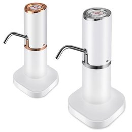 Wholesale Home Automatic Water Dispenser Hand Press Water Pump USB Charging Pump