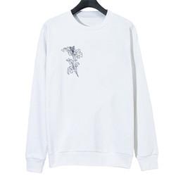 Wholesale Fashion Stylist Womens Sweatshirt Jacket 2020 Winter Top Quality Super Soft Sweashirts Men Women Pullover Long Sleeve Hip Hop Sweat Shirt