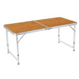 Mesa plegable multiusos portátil del escritorio blanco para el camping Picnic Indoor Party Fiesta de uso de 48 pulgadas WQ309 en venta