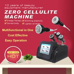 sculpt machine NZ - 80k cavitation vacuum slimming machine ultrasonic body sculpting messager Radio Frequency RF bodyshaping equipment