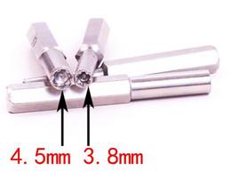Wholesale Hot Sale 3.8mm 4.5mm Metal Hex Torx 3.8 4.5 Security Screwdriver Bit DIY Repair Tool Screwdrivers