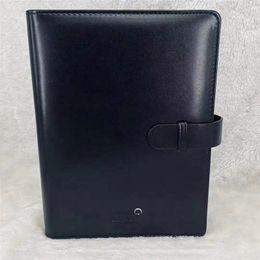 Luxo Branding Couro Capa Notepads Agenda AGENDA Handmade Nota Book Classical Notebook Periodical Diário Avançado Design Presentes Negócios em Promoção