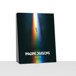 Imagine Dragons Evolve Album Cover Picture Home Decor Nordic Canvas Painting Wall Art Hand Posters and Print for Living Room