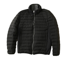 Wholesale black puffer jackets for sale - Group buy topstoney FW Man Winter heated removable down jacket Man casual goose down trendy jacket black puffer jacket