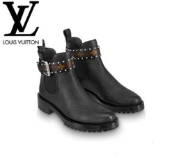 W5JL 1 4 AGZQ Discovery Flat Ankle Riding Rain Boot BOOTS BOOTIES SNEAKERS Dress Shoes