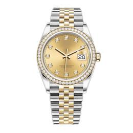 WatchBr-U1 41mm 36mm Mãos Mecânicos Automático Relógios De Aço Inoxidável Mulheres Diamante Relógio Lady Watch Waterproof Luminous Relógios Luminosos em Promoção