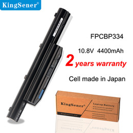 Wholesale KingSener Laptop Battery FPCBP334 For Fujitsu LH532 LH522 LH532AP FPCBP335 FMVNBP215 FMVNBP216 3INR19 65-2 48WH