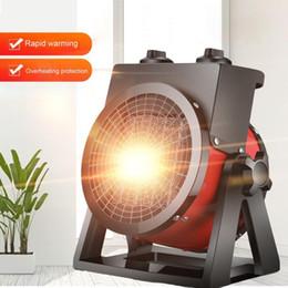 Toptan satış Elektrikli Isıtıcı Fan Masaüstü Ev Veranda Isıtıcı Isıtma Soba Radyatör Sıcak Makinesi Kış Taşınabilir Açık Isıtıcı # DB4