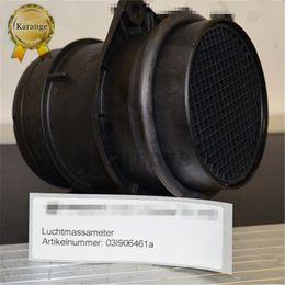Опт MAF массовый датчик потока воздуха для Audi A1 A3 A4 A5 A6 Q3 Q5 TT сиденье Skoda VW 0281002956 0281002957 03L906461A 8ET 009 149-441