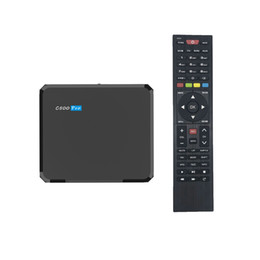 C500 pro S2X+T2 Android 9.0 TV BOX Amlogic S905X3 Quad-core 2GB 16GB 4GB 32GB 2.4G 5GWIFI&Bluetooth smart media player MS on Sale