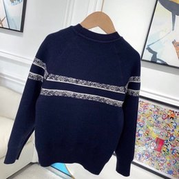 Wholesale hot necked girls for sale - Group buy 2020 new Toddler Girls Fleece Soft Warm Sweater Hot Girls Top Clothing Children Spring Autumn Winter Wear