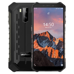 Ulefone Armor X5 Pro Red Phone, 4GB+64GB Dual Back Cameras, Face Identification, 5000mAh Battery, 5.5 inch Android 10.0 on Sale