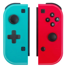 Wholesale Factory Store Wireless Controller Shock Joy Con Controller Replacement For Nitendo Switch L R Joycon Pad Wired Wireless Switch Remotes