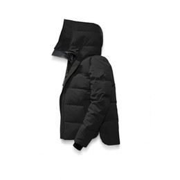 Wholesale downs jackets resale online - 2021 Mens Down Jackets Veste Homme Outdoor Winter Jassen Outerwear Big Fur Hooded Fourrure Manteau Down Jacket Coats Hiver Parkas Doudoune